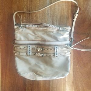 Joelle Hawkens leather crossbody